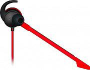 MSI S37-2100951-D22 Auricolare Gaming con Microfono Jack 3,5 Nero  Rosso