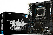 MSI Scheda Madre Socket LGA 2011-3 chipset Intel X99 ATX X99A RAIDER