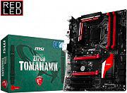 MSI Scheda Madre Socket LGA 1151 Intel Z170 ATX VGA integrata Z170A TOMAHAWK