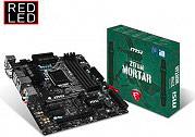 MSI Scheda Madre Socket LGA 1151 Z170 M-ATX VGA integrata Z170M MORTAR