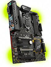MSI Z370 SLI PLUS Scheda madre ATX Socket LGA 1151 (H4) DDR4 max 64 Gb HDMI 7B46-002R Z370