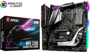 MSI Z390 GMG PRO CARBON Scheda Madre Motherboard ATX Intel Z390 Socket H4 Gaming pro Carbon