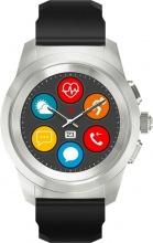 MYKRONOZ ZETIMESLBK Smartwatch Android iOS Orologio Fitness Cardio USB Nero ZeTime SLBK