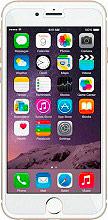 Macally TEMP8P Pellicola Protettiva Vetro Temperato per Apple iPhone 876s Plus