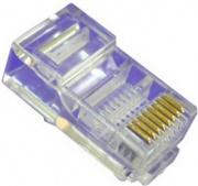 Mach Power CV-LAN-028 Connettore Rj45 Cat5 Utp Conf.100 Pz