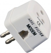 Mach Power FL-ADSL-TRI Filtro Adsl + Presa Modulare Pezzi 10