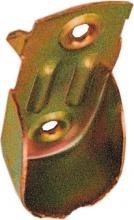 Maco 10121 Reggitubo Laterale Ferro Tropicalizzato Pezzi 100