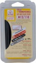Maestri 1196722 Colla Termica 11x110 gr 100 nero