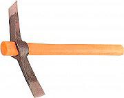Malpeggio Martellina_400 Martellina da Murature in Acciaio Manico in legno peso 400 gr
