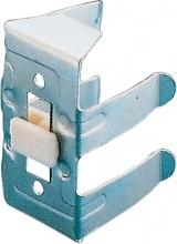 Manart 205.30 Gancio Acc. Zincate Per Zoccolo Alluminio Pezzi 50