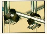 Manart 402NSX grappa per Tubo Vern. Colori Nero Sx Fig.2 Pezzi 10