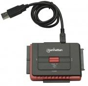 Manhattan 179195 Adattatore USB 2.0 Hi-Speed a SATAIDE USB