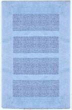 Manifattura Ferro 10127 Tappetino Bagno 60 x 110 cm colore Azzurro