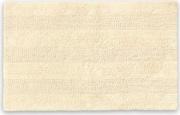Manifattura Ferro 10141 Tappetino Bagno 50 x 80 cm colore Ecrù