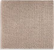 Manifattura Ferro 10257 Tappetino Bagno 50 x 50 cm colore Tortora