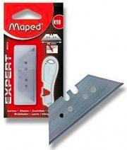 Maped 85910 Confezione 10 Lame x Cutter Expert