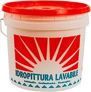 Mapekol Mape_14 Pittura Lavabile Idropittura Vernice Muro confezione 14 litri
