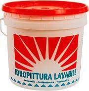 Mapekol Mape_5 Pittura Lavabile Idropittura Vernice Muro confezione 5 litri