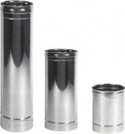 Maral PSED02 Tubo per Canna Fumaria in Acciaio Inox 14x 50