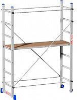 Marchetti Trabattello Alluminio Ponteggio Ruote 150 Kg h 2,10mt 20783 Superminio