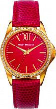 Mark Maddox MC3010-73 Orologio Donna Analogico cassa Acciaio e Cinturino Pelle MC3010 73