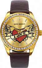 Mark Maddox MC3021-27 Orologio Donna Analogico cassa Acciaio e Cinturino Pelle MC3021 27