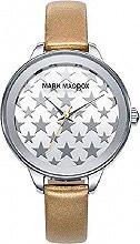 Mark Maddox MC6008-10 Orologio Donna cassa Acciaio e Cinturino Pelle Sintetica MC6008 10