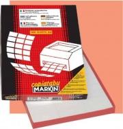Markin 210A405 Confezione 8400 etichette 46X11 1