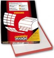 Markin 210A430 Confezione 1000 etichette 10 Fgx100 -70X52Mm