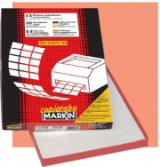 Markin 210C543 Confezione 3200 etichette 52 5X37