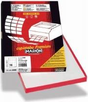 Markin 210C575 Confezione 1600 etichette 101X36