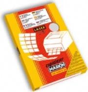 Markin 220LSC503 Confezione 100 Etichette 210X297 Laser Arg