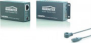 Marmitek Trasmettitore+ Ricevitore Segnale VideoAudio su Cavi CAT5e  6 08222