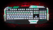Marvo KG910 Tastiera Meccanica Gaming Keyboard LED USB Poggiapolsi