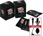 Master Music 610052 Salviette Detergenti speciali per Microfoni confezione 10 pz