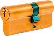 Matra 610 Cilindro Serratura Porta Sagomato lunghezza 61 mm con 3 chiavi