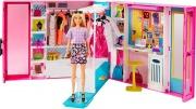 Mattel GBK10 Playset LArmadio Barbie