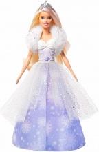 Mattel GKH26 Barbie Principessa Magia Inverno