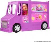 Mattel GMW07 Playset Food Truck Barbie
