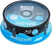 Maxell 276071 Campana 25 Blu Ray 25 GB 25 x BD-R 4x .00.TW
