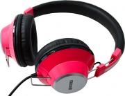 Maxell 303713 Cuffie Jack 3.5 mm Nero, Rosa 769321 Retro DJ