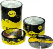 Maxell 628523 Campana 50 PZ CD-R 700 Mb MAX27051