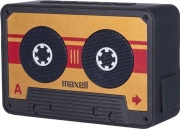 Maxell 861058 Cassa Bluetooth Portatile Altoparlante Potenza 6W Cassetta Nero
