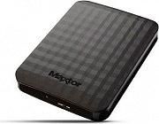 """Maxtor Hard Disk Esterno 2 TB (2000 Gb) 2,5"""" USB 3.0 colore Nero STSHX-M201TCBM"""