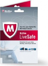 McAfee MTP00INR5RAA Software Total Protection 5 Dispositivi 1 anno
