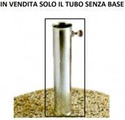 Mchr TME D.G Tubo Base Ombrellone graniglia