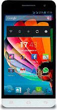"Mediacom PhonePad Duo X510U Dual SIM 5"" Touch 8GB 3G Wi-Fi Android Bianco ITA"