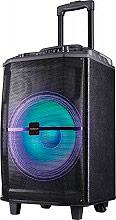 Mediacom M-TRSP90 Cassa Amplificata Bluetooth portatile 90 W Karaoke  MusicBox