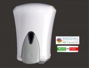 Medial International M908041 Dispenser Sapone Liquido litri 1 Bianco Wave