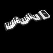 Medion 50058075 Tastiera Musicale 37 Tasti Pianola arrotolabile Batteria Rete